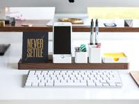 Gather desk 1