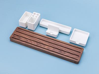 Gather - modular components
