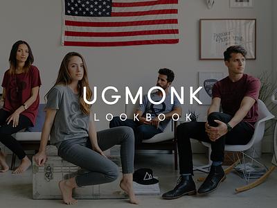 2017 Ugmonk Lookbook fashion photography clothing apparel lookbook ugmonk