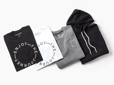 Enjoy the Journey collection journey apparel clothing tees ugmonk