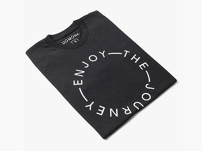 Enjoy the Journey journey apparel clothing tees ugmonk
