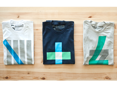 Overlap Series overlap ugmonk tshirts apparel tees minimal