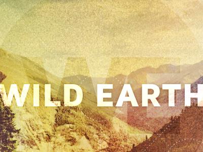 Wild Earth Cover wild earth music album cover nature