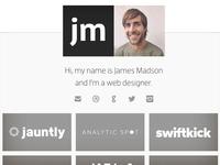 Jamesmadson.me