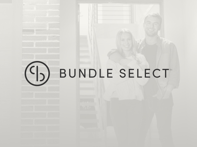 Bundle select logo