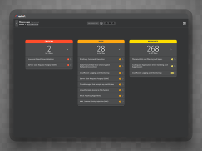 Developer's Security Dashboard 2