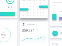 Datta - Dashboard UI Kit