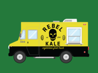 Rebel Kale Truck