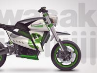 Kawasaki - E Horizon electric motorcycle concept