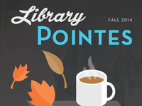 Library Pointes Newsletter Cover