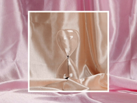 Time & Time Again Hourglass