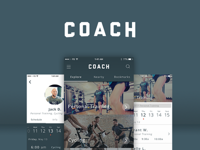 Coach Mobile App