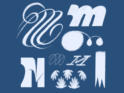 M for 36 Days of Type