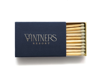 Vintners Resort Matchbox