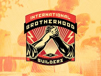 International Brotherhood  of Builders 2017