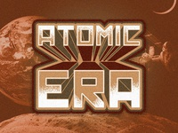 Atomic Era Label