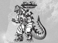 Godzilla B.O.T AE