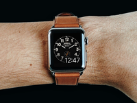 Rolex Apple Watch Face by Bobby Marcus