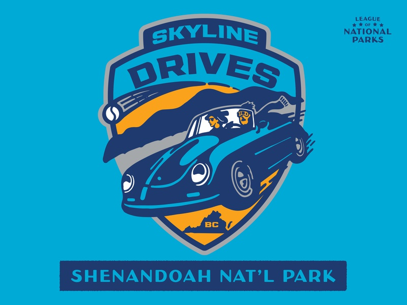 Skyline Drives — Shenandoah National Park shenandoah driving national park baseball
