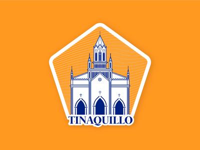 Tinaquillo ⛪️ Hometown Sticker - Warm-Up No. 1