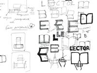 LECTOR - Maquinario, logo process