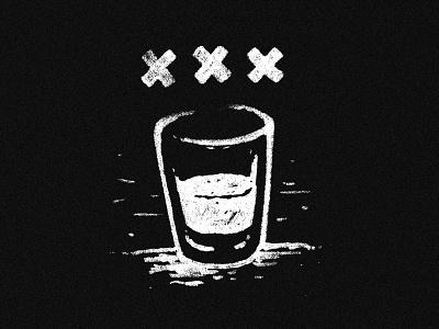 xxx whiskey xxx illustration typography mark twain joe horacek
