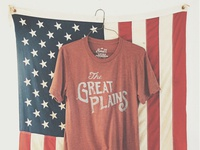 The Great Plains Tee