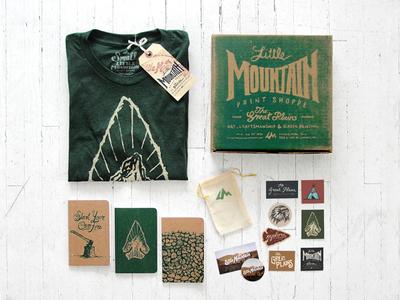 Mount Arrowhead Box Set