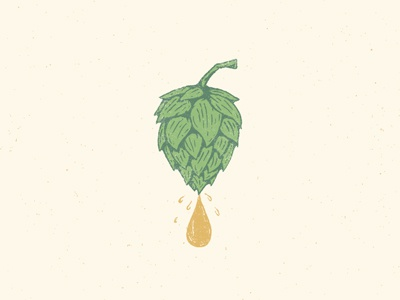 Hop hops beer microbrew thirsty illustration sketch brew logo icon joe horacek keep drawing hand drawn
