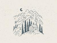 Cabin Life | Haiku Poem