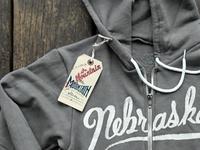 Nebraska Script Hoodie