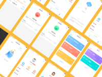 Detail Copy for finance app