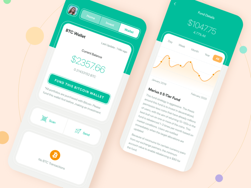 Cryptocurrency Mobile App 2.0 mobile wallet finance bitcoin exchange bitcoin wallet crypto currency crypto exchange cryptocurrency crypto wallet crypto dashboard interaction animation design product design iphone x ios app minimal design interface design mobile app adobe xd