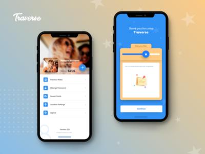 Traverse - Bus Booking App