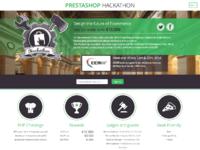 Prestashop hackathon may 24th and 25th  2014
