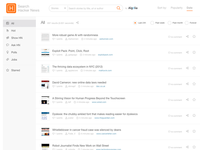 Hacker News Search - Experimental Design