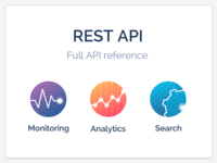 Algolia - API Reference Icons