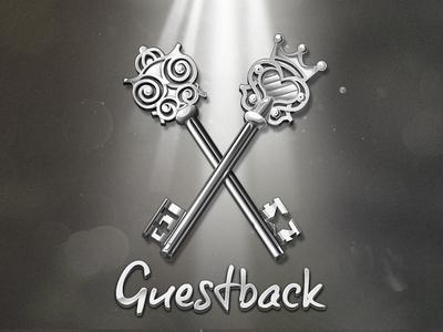 Guestback Logo WIP