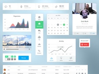 UI Kit - Happy & Cool