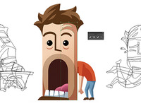stickers for Badoo