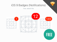 iOS 9 Badges (Notifications)
