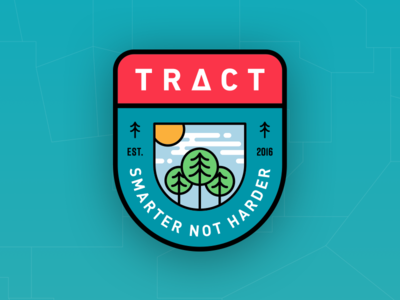 TRACT™ Badge
