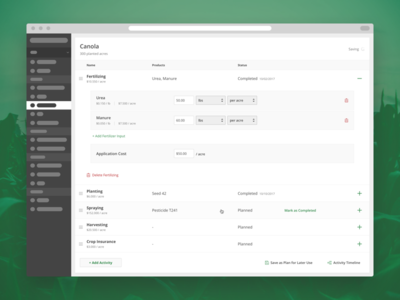Harvest Profit Web App Updates
