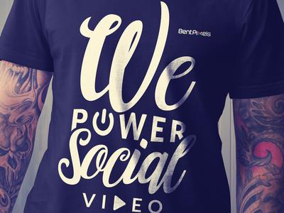 Bentpixels Tshirt