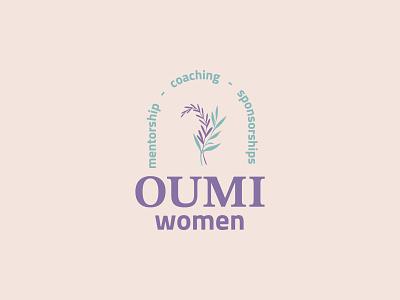 Logo OUMI design designer graphic design branding logo
