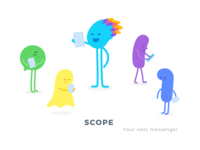 Scope Messenger