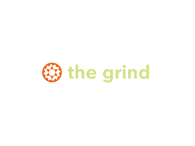 ThirtyLogos Challenge - Day 02 - the grind corporate design coffee house logos thirty thirtylogos coffee logodesign logo branding
