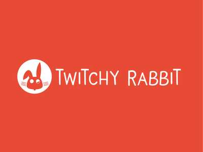 ThirtyLogos Challenge - Day 03 - twitchy rabbit