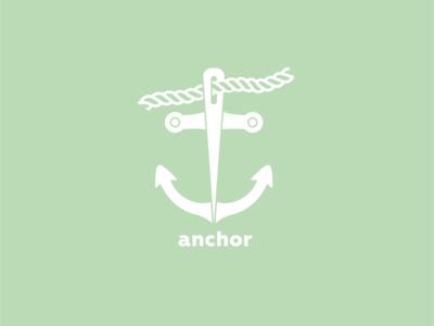 ThirtyLogos Challenge - Day 10 - anchor