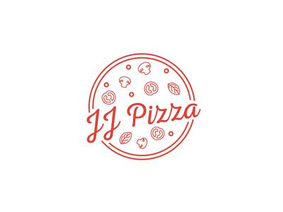 ThirtyLogos Challenge - Day 13 - JJ Pizza